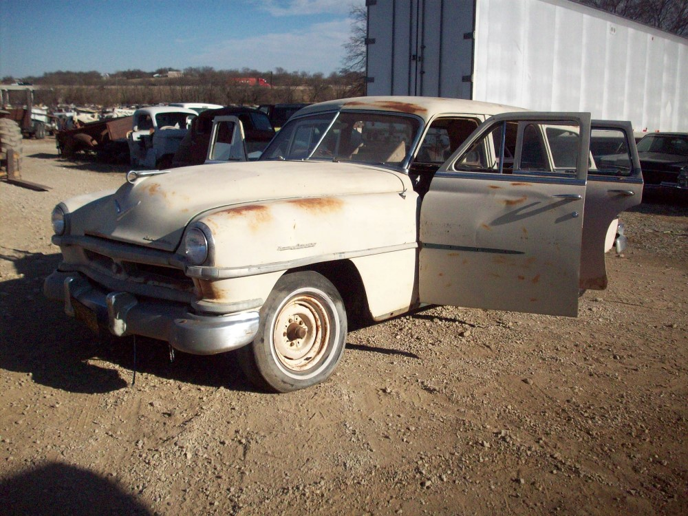 Town And Country Auto >> 1952 Chrysler Desoto Town and Country Wagon