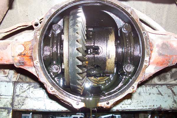 Amx And Javelin Posi Rear Axle Assy on 1982 Buick Lesabre
