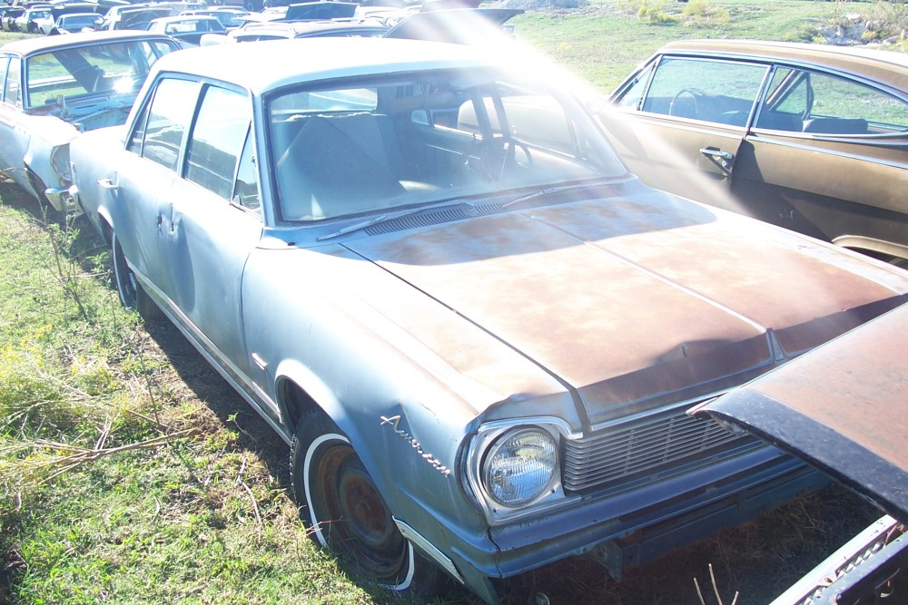 1967 Amc Rambler American Parts Car
