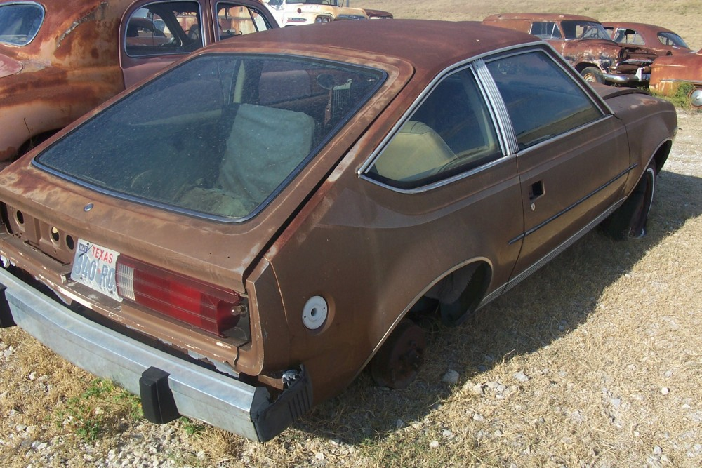 1979 Amc Spirit Parts Car