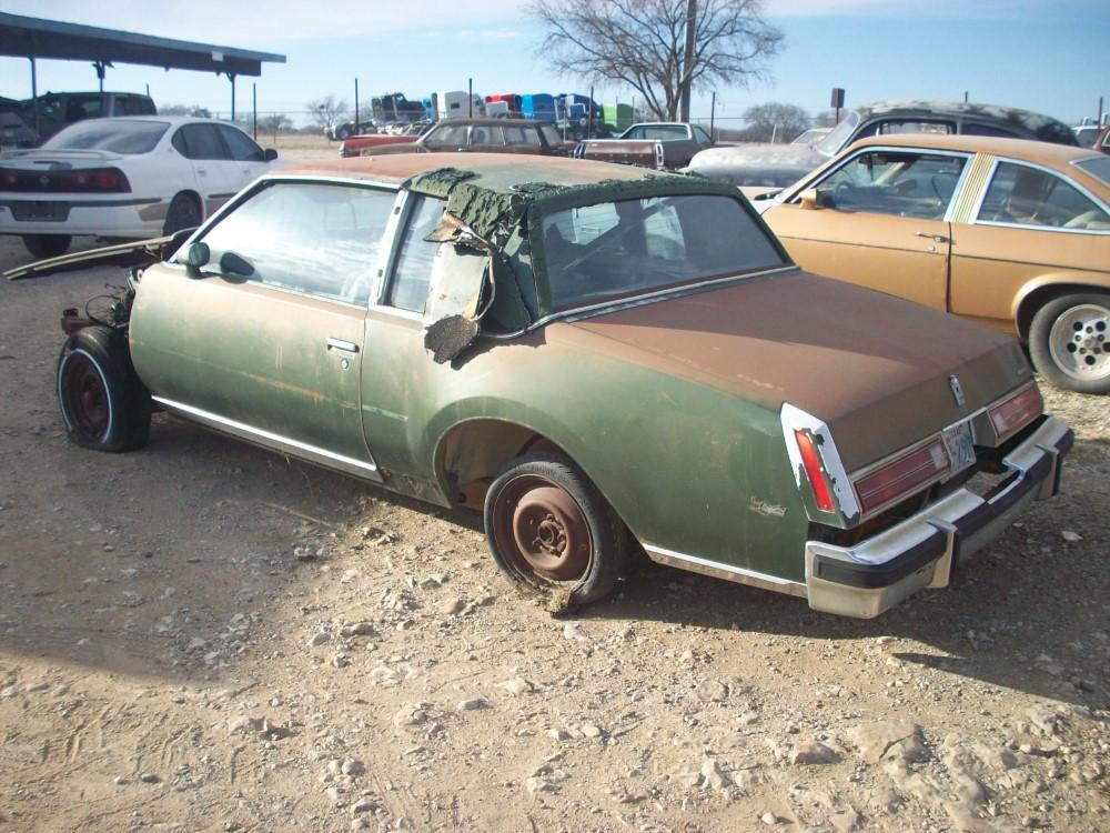 1979 Buick Regal Parts Car 1