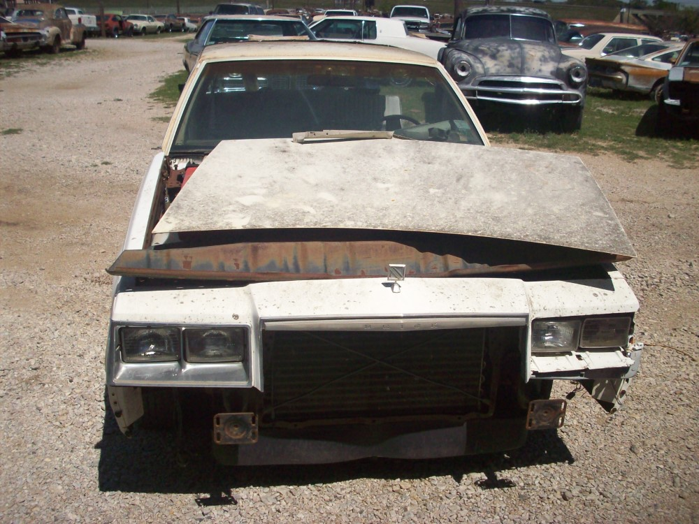 1981 Buick Regal Parts Car 1