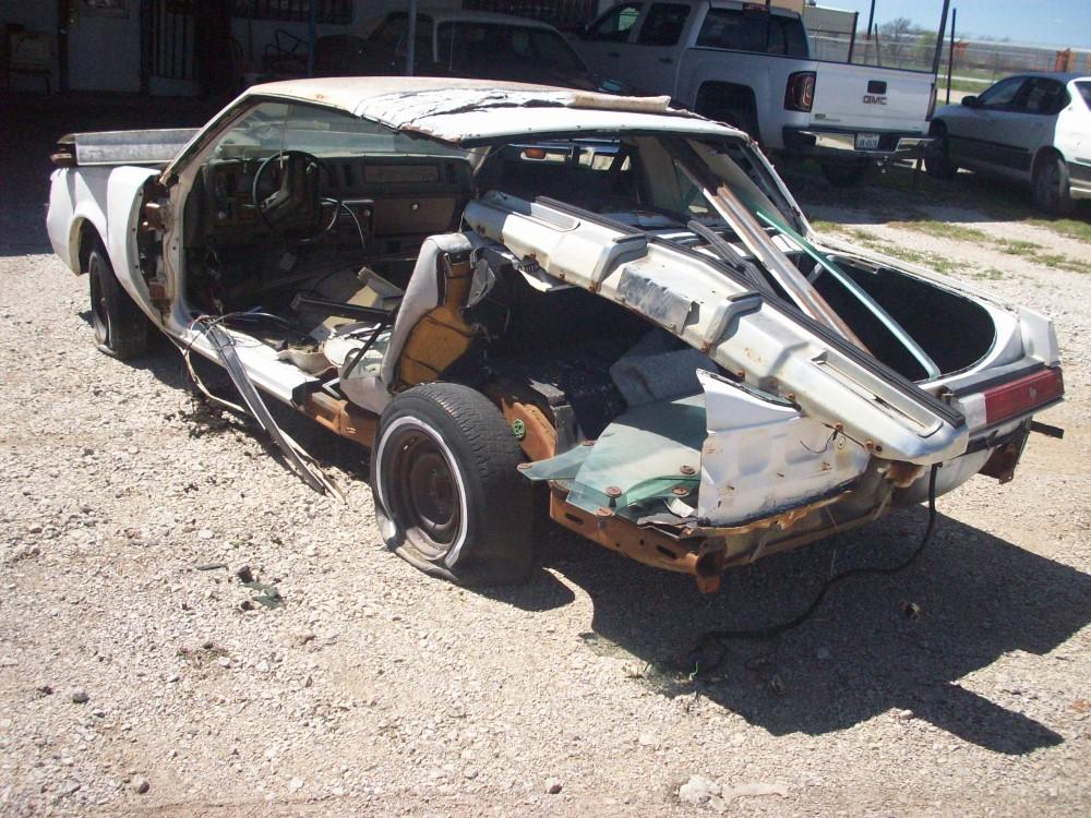 Buick Regal Car Parts