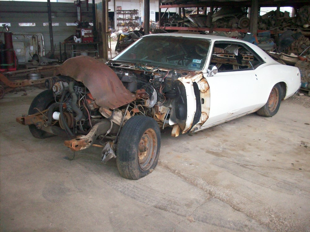 Buick Riviera Parts Car