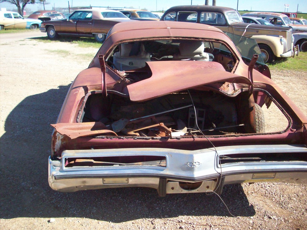 1973 Buick Riviera Parts Car 2