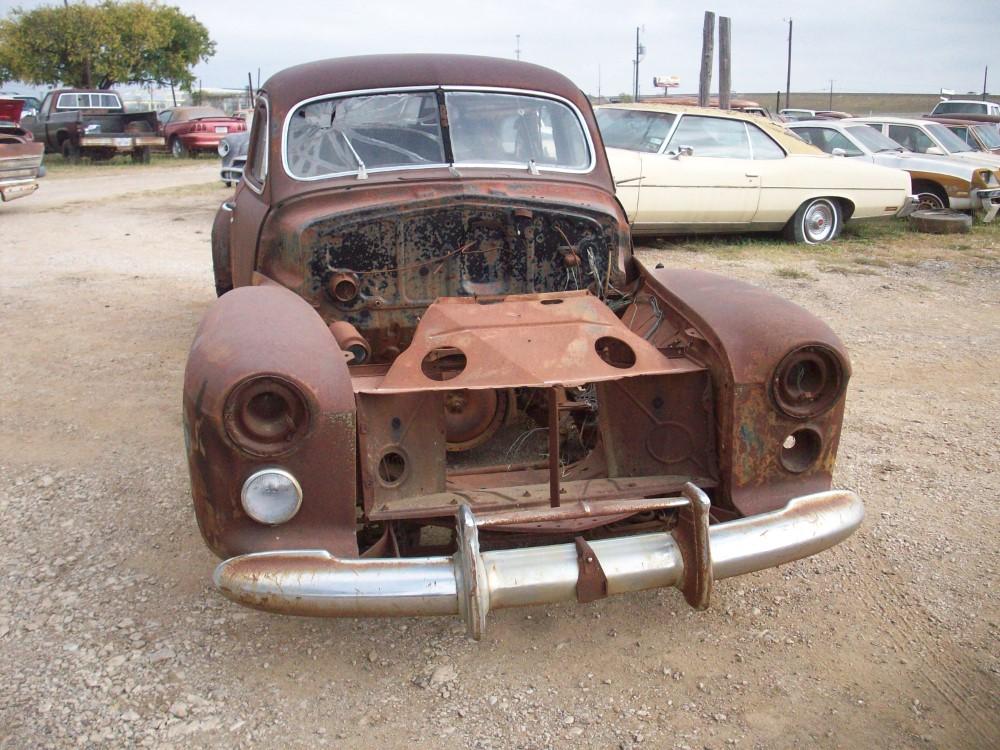1941 Cadillac Series 61 Parts Car 1
