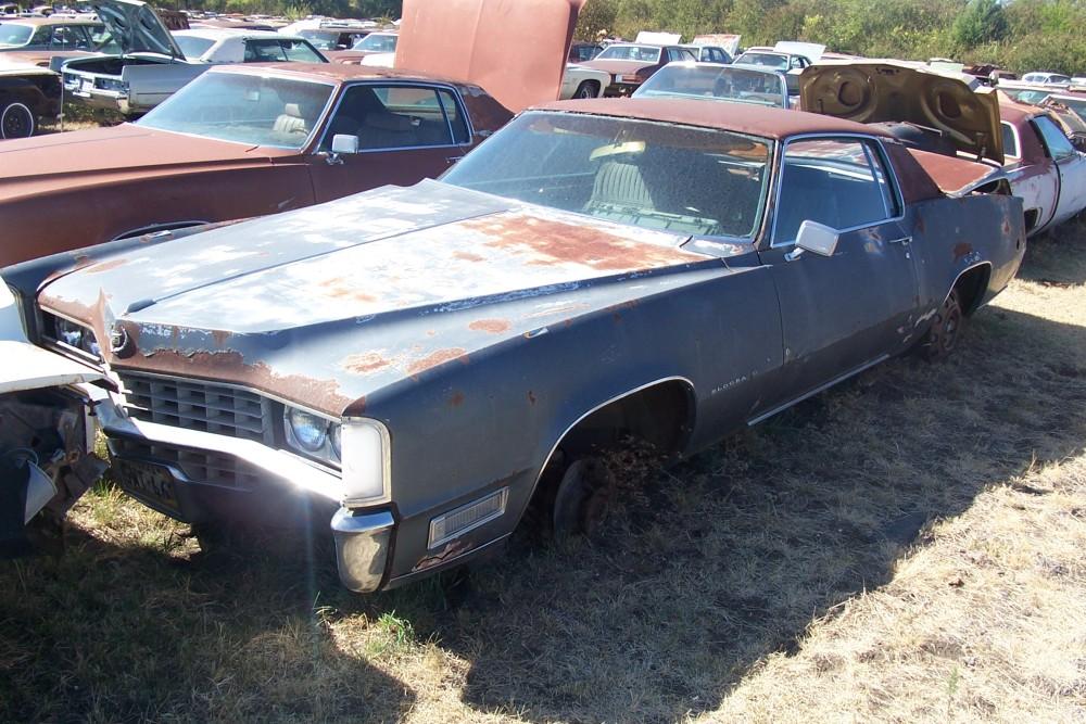 Cadillac Eldorado Car Parts