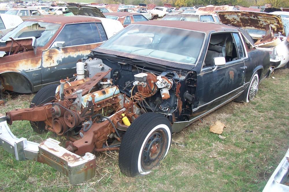 1979 Cadillac Eldorado Parts Car 1
