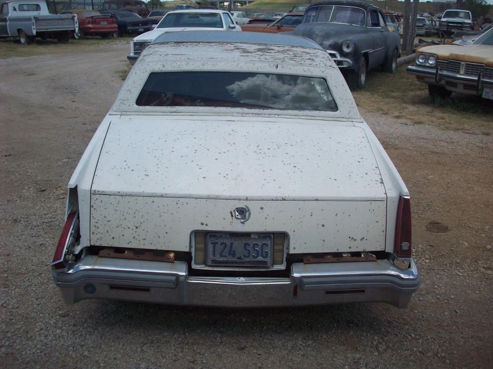 1981 cadillac eldorado biarritz parts car 1 ctc auto ranch