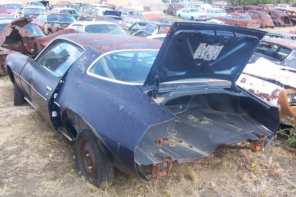 1979 Chevrolet Camaro Parts Car 2