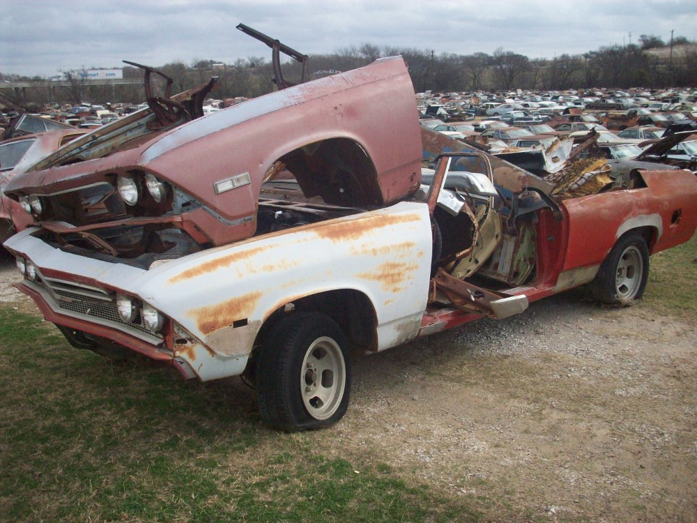 C T C Auto Ranch Parts Cars Chevy Chevelle El Camino