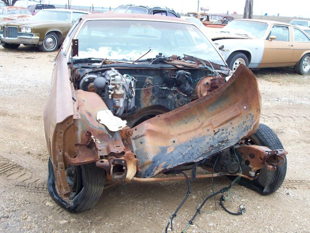 1974 Chevrolet Chevelle Parts Car 2