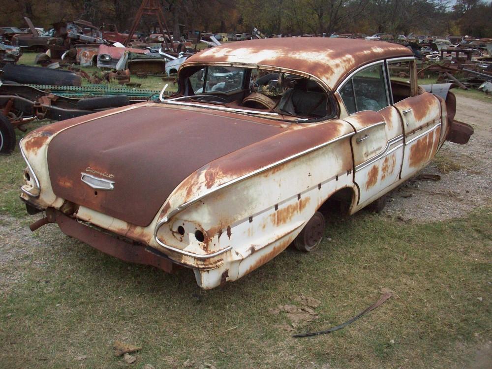 Chevy Car Parts