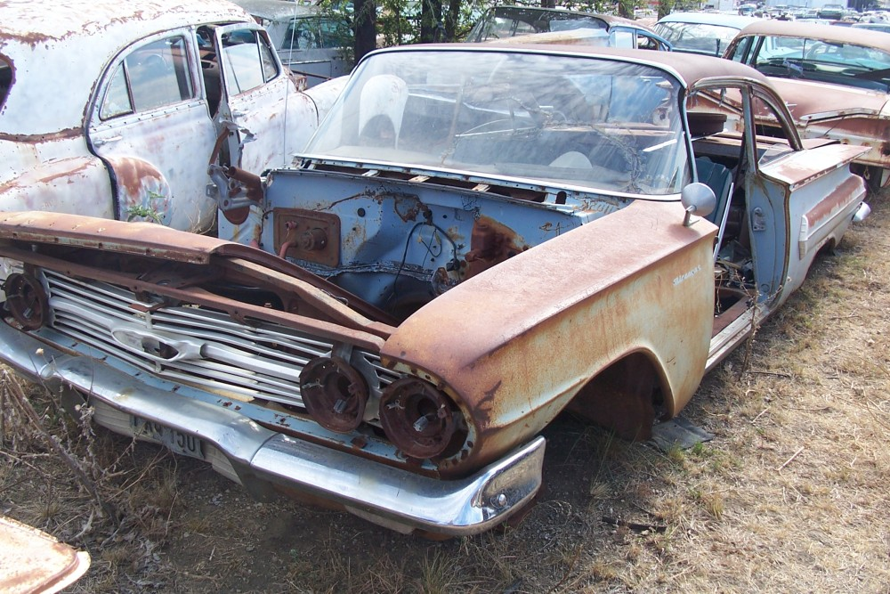 1960 chevy biscayne parts