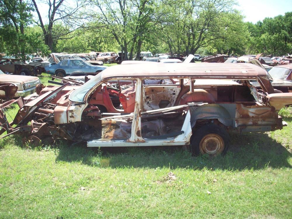 Parts For Cars >> 1962 Chevrolet Impala Wagon Parts Car 1