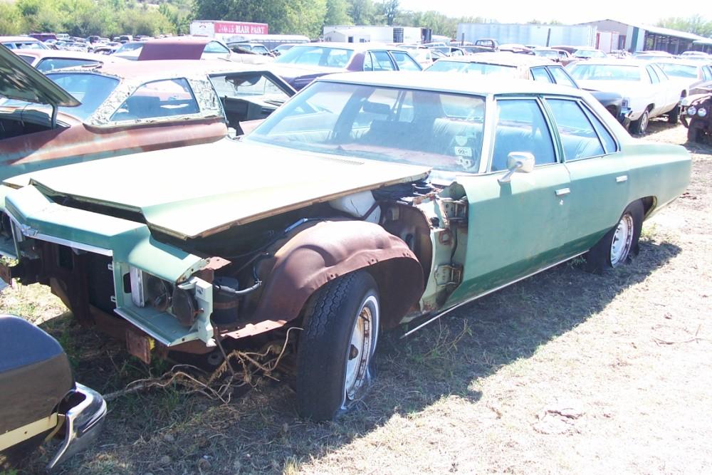 1975 Chevrolet Impala Parts Car 3