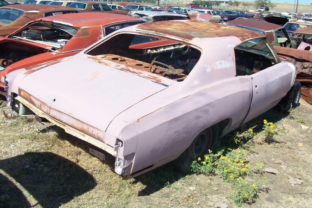1971 Chevrolet Monte Carlo Parts Car