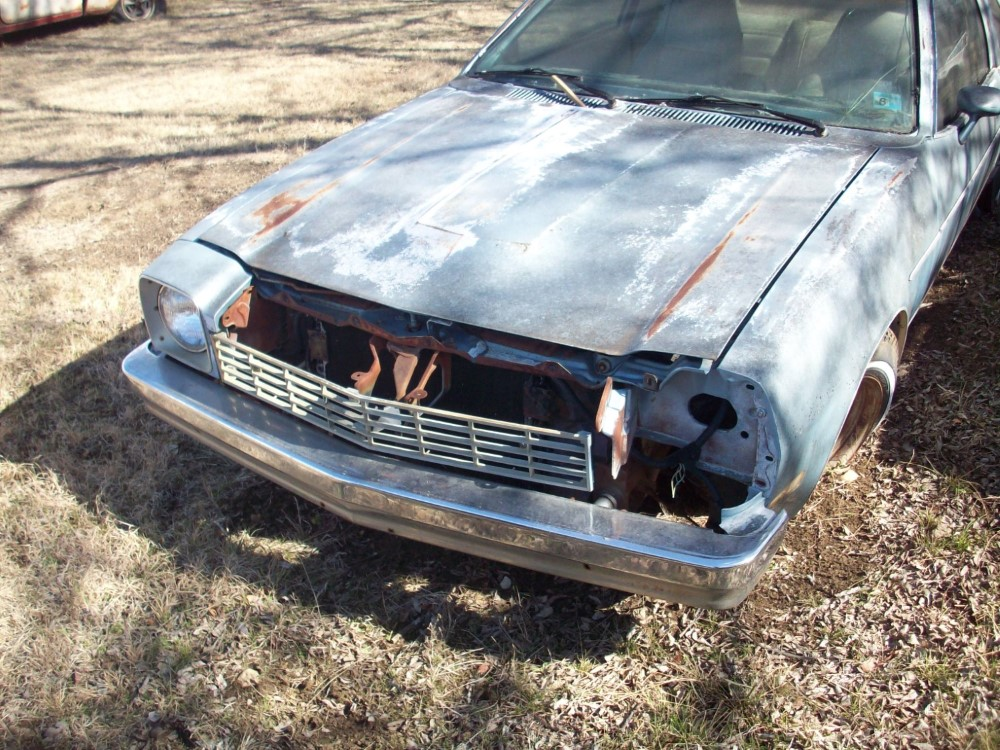 Parts For Cars >> 1976 Chevrolet Monza Parts Car 2