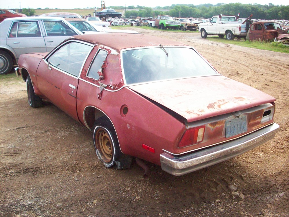 Salvage Chevy Vega For Sale Autos Post