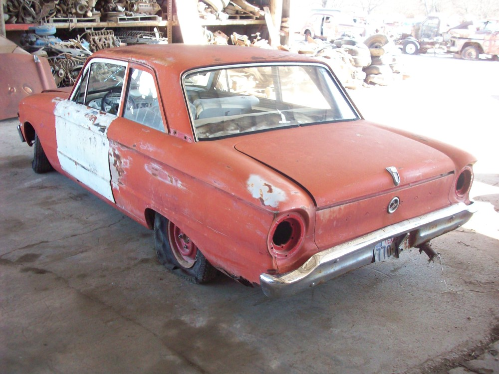 1963 ford falcon parts car 2