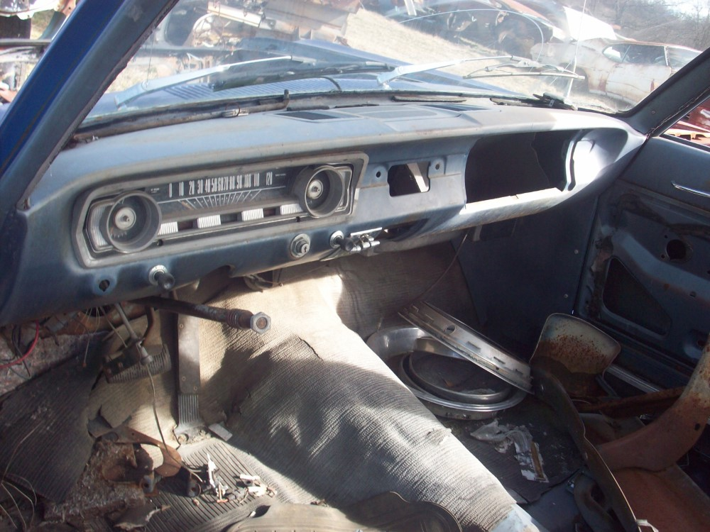 Ford Falcon Parts Car