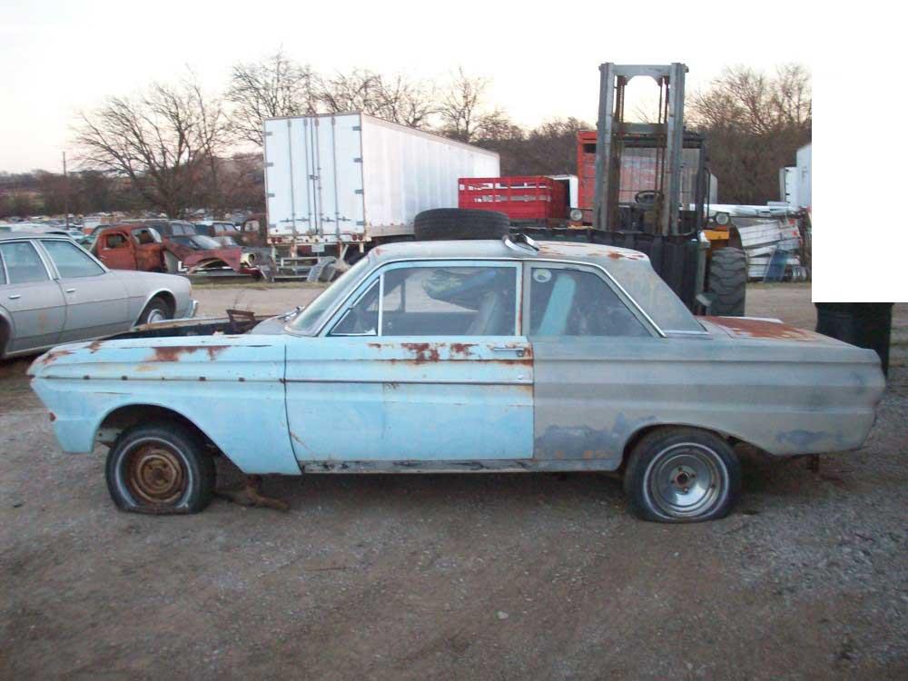 C Parts Car