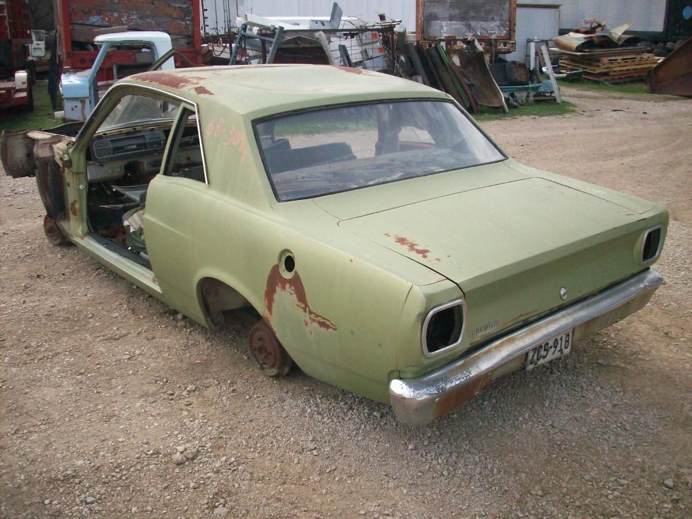 1968 Ford Falcon Parts Car 1