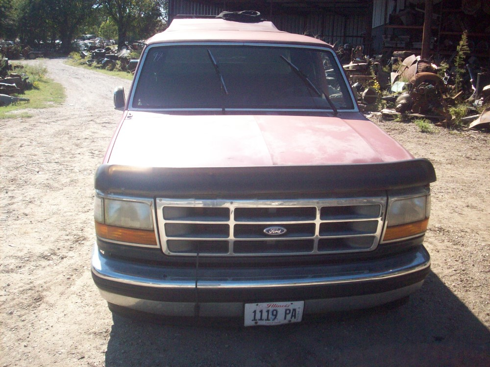 1994 Ford F 150 Parts Truck