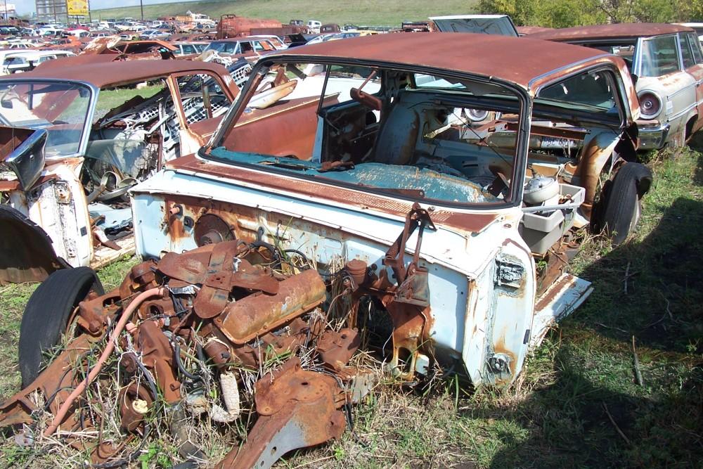 1961 Ford Galaxie Parts Car 3