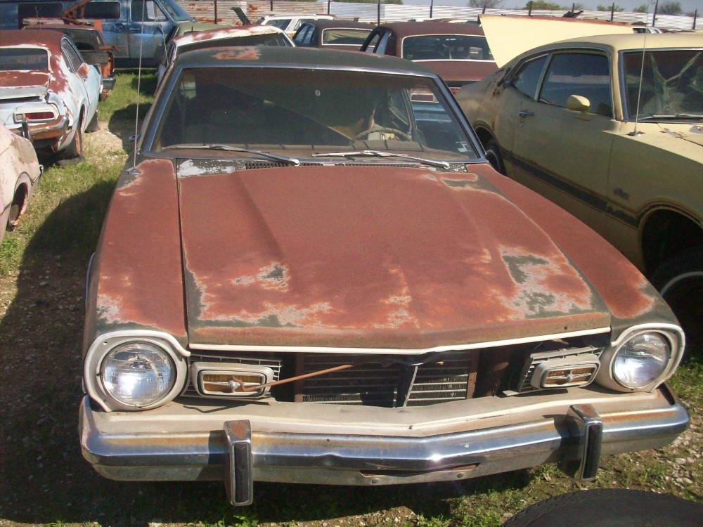 1973 Ford Maverick Parts Car 3 - photo#47