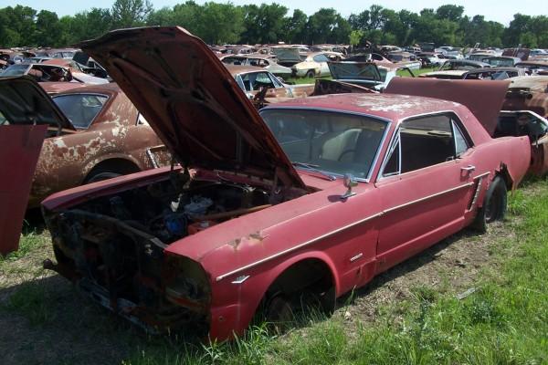 1966 Mustang Parts >> 1966 Ford Mustang Parts Car 3