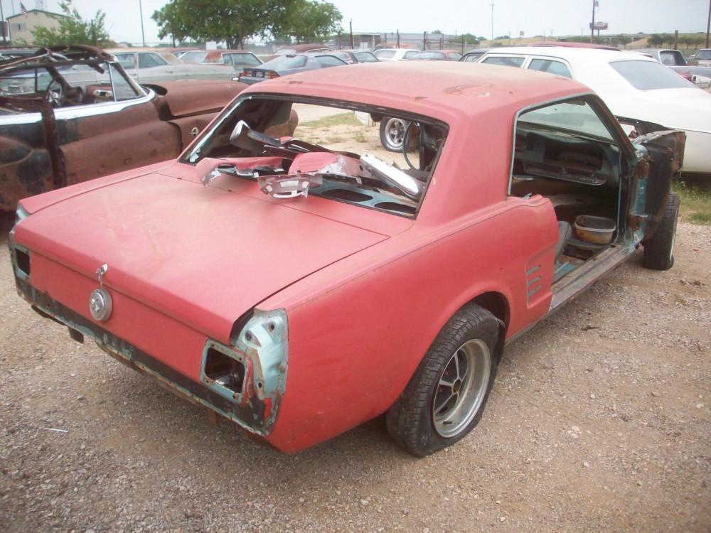 1966 ford mustang parts car 8. Black Bedroom Furniture Sets. Home Design Ideas