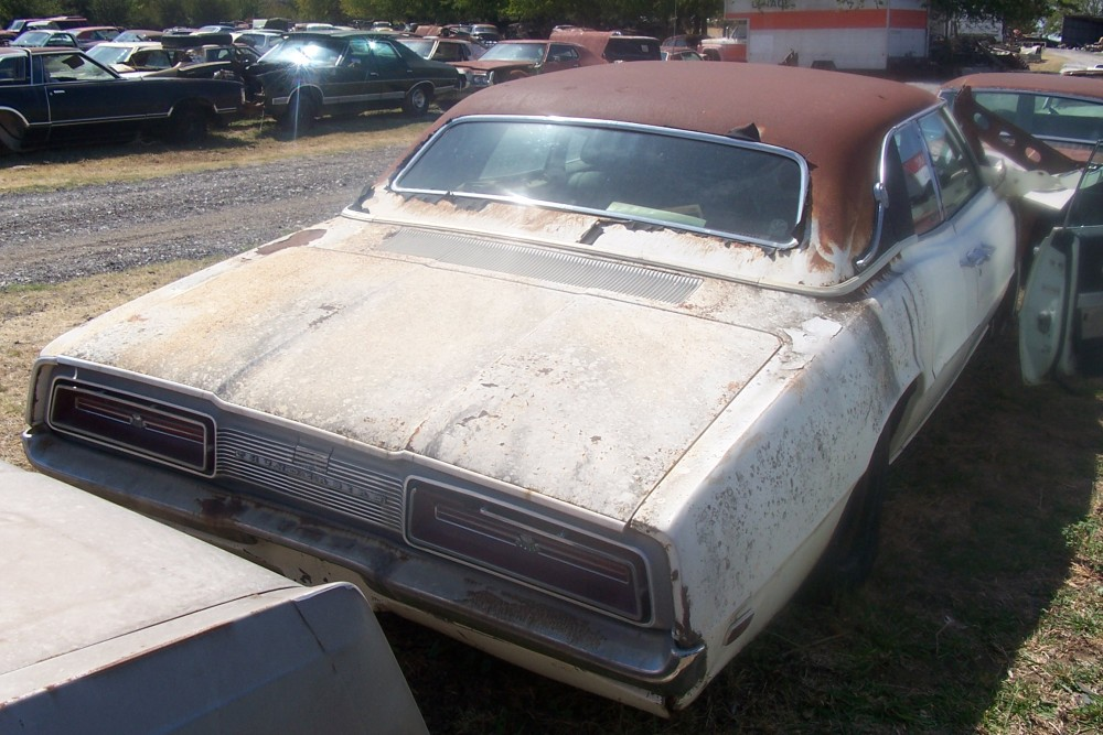 Ford Thunderbird Car Parts