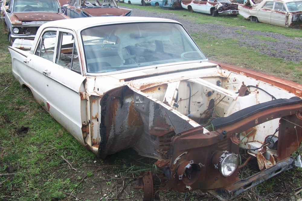 1961 Mercury Comet Parts Car 2
