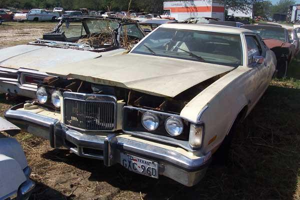 Merc Car Parts