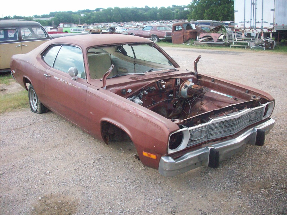 Duster Parts Car