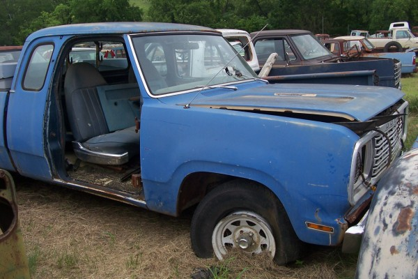 C.T.C. Auto Ranch Mopar Trucks / Vans
