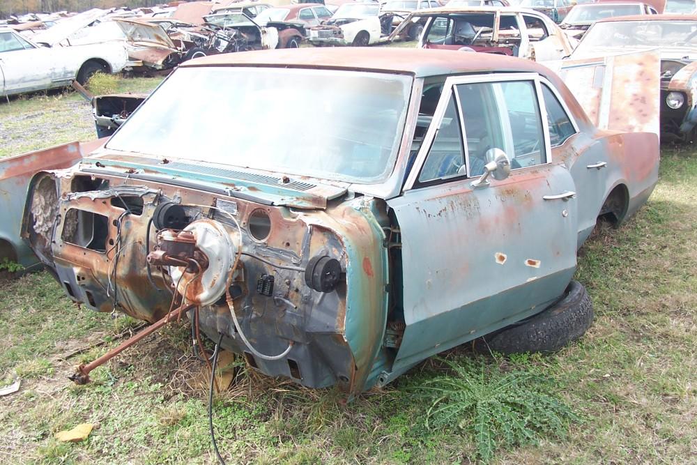 Cutlass Parts Car