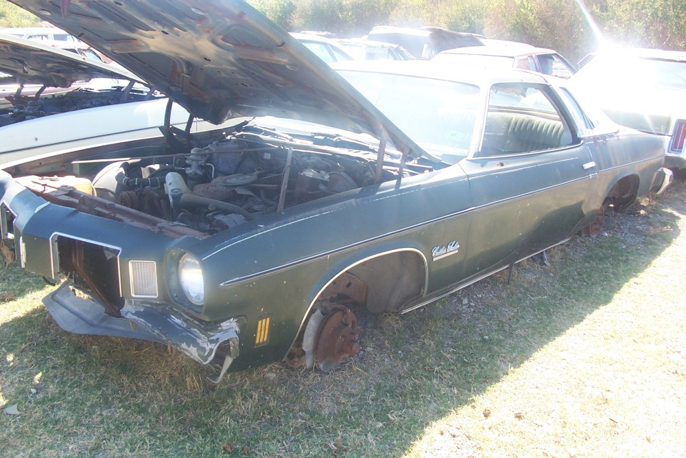 1974 oldsmobile cutlass salon parts car 2 for 1974 oldsmobile cutlass salon for sale