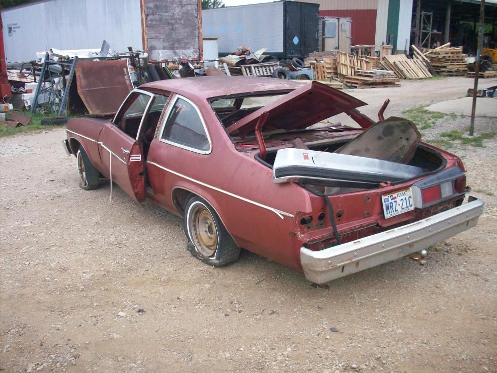 Cutlass Car Parts