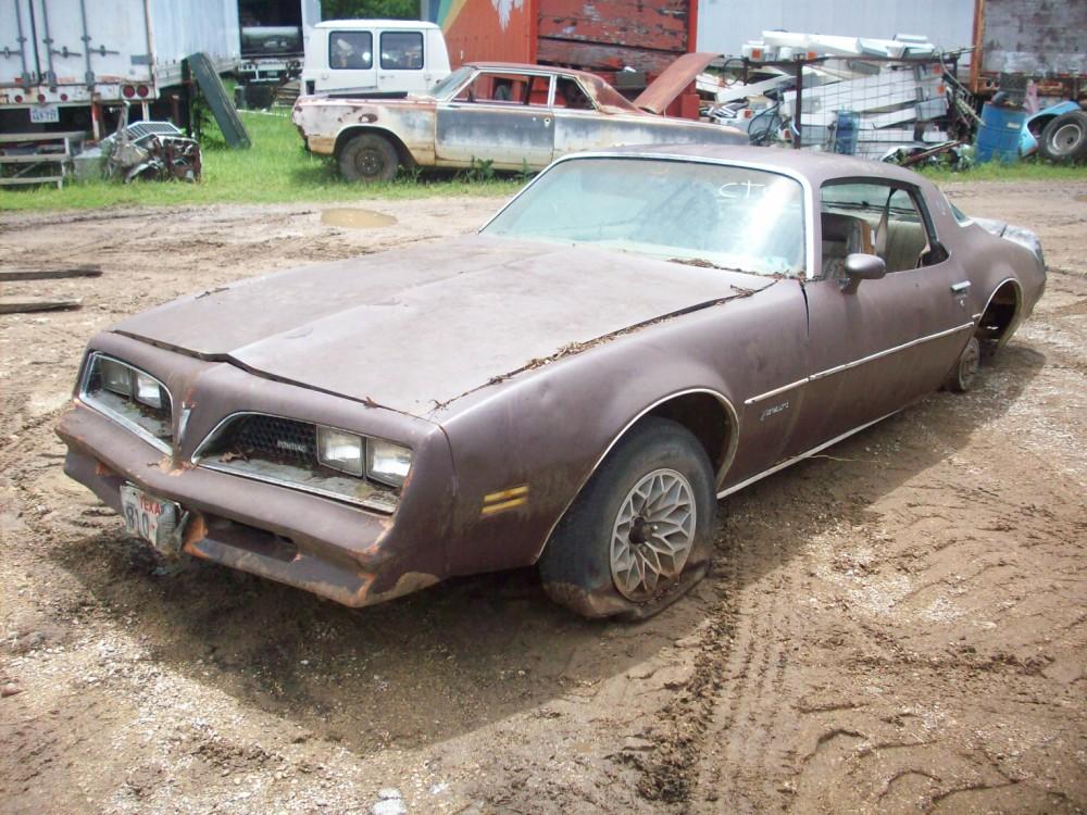 Pontiac Firebird Car Parts