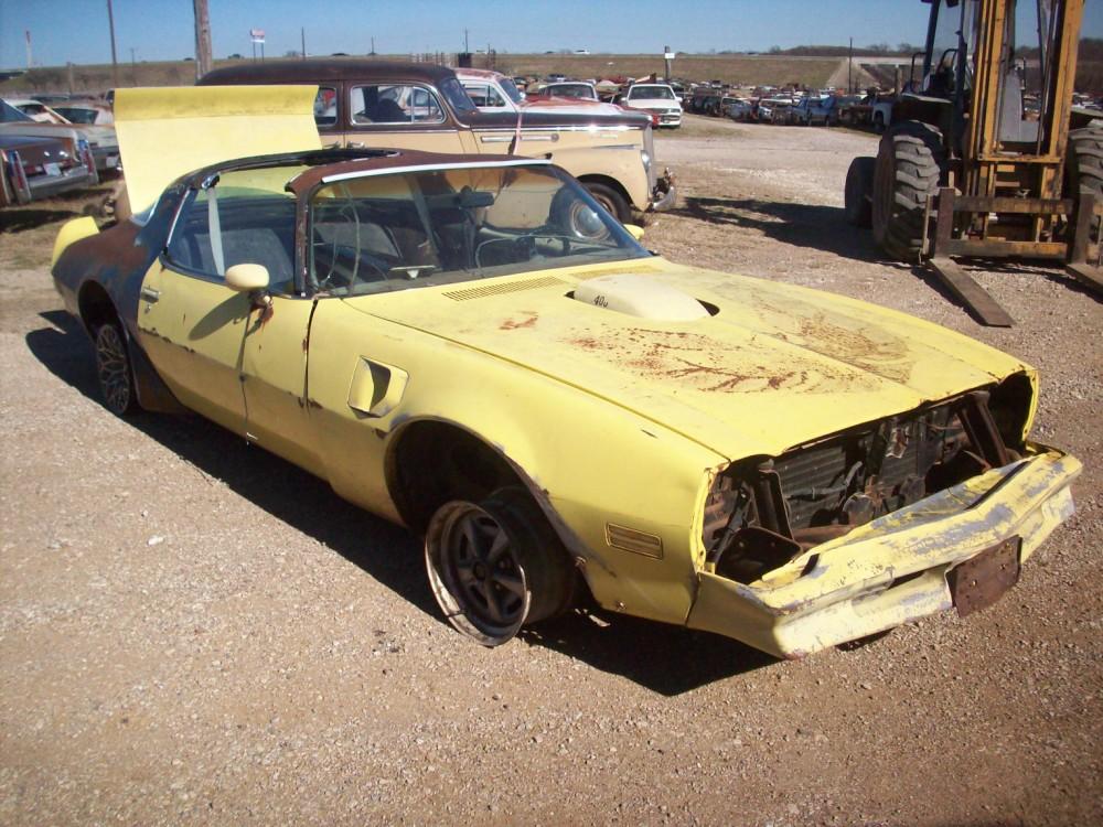 Am Auto Parts >> 1979 Pontiac Trans Am Parts Car 4