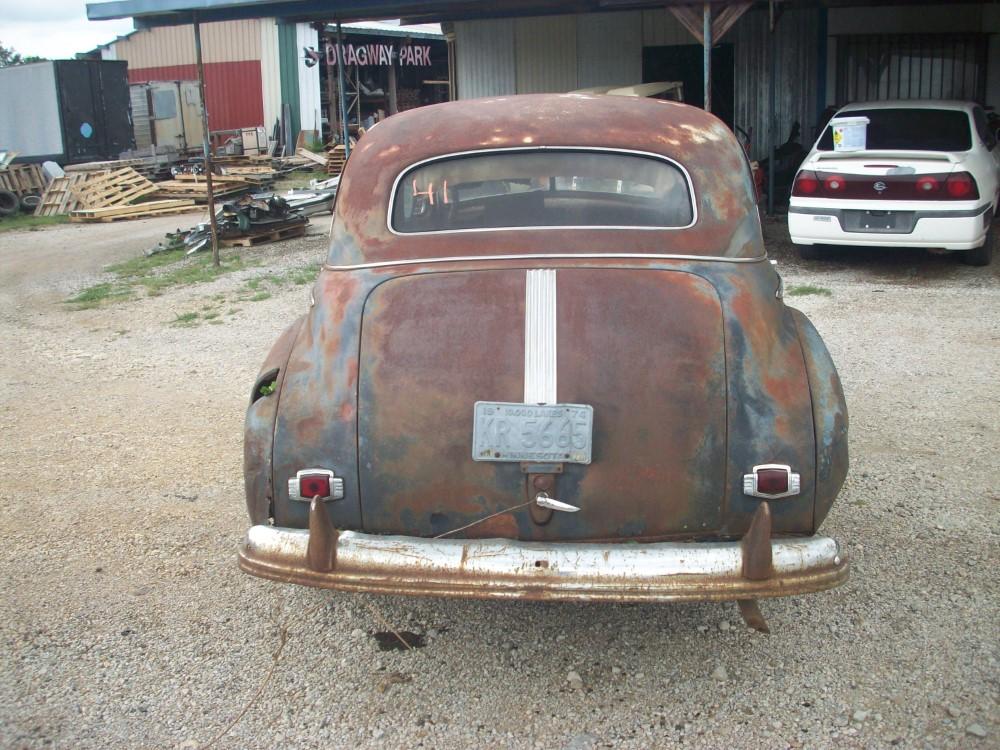 1941 Pontiac Parts Car