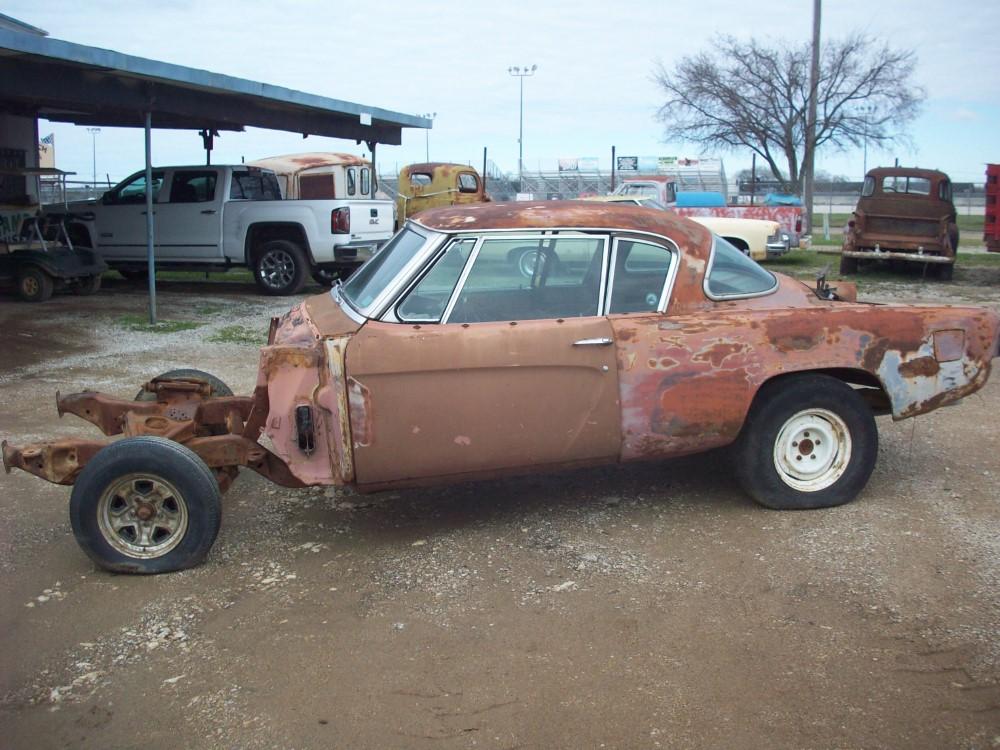 Studebaker Car Parts