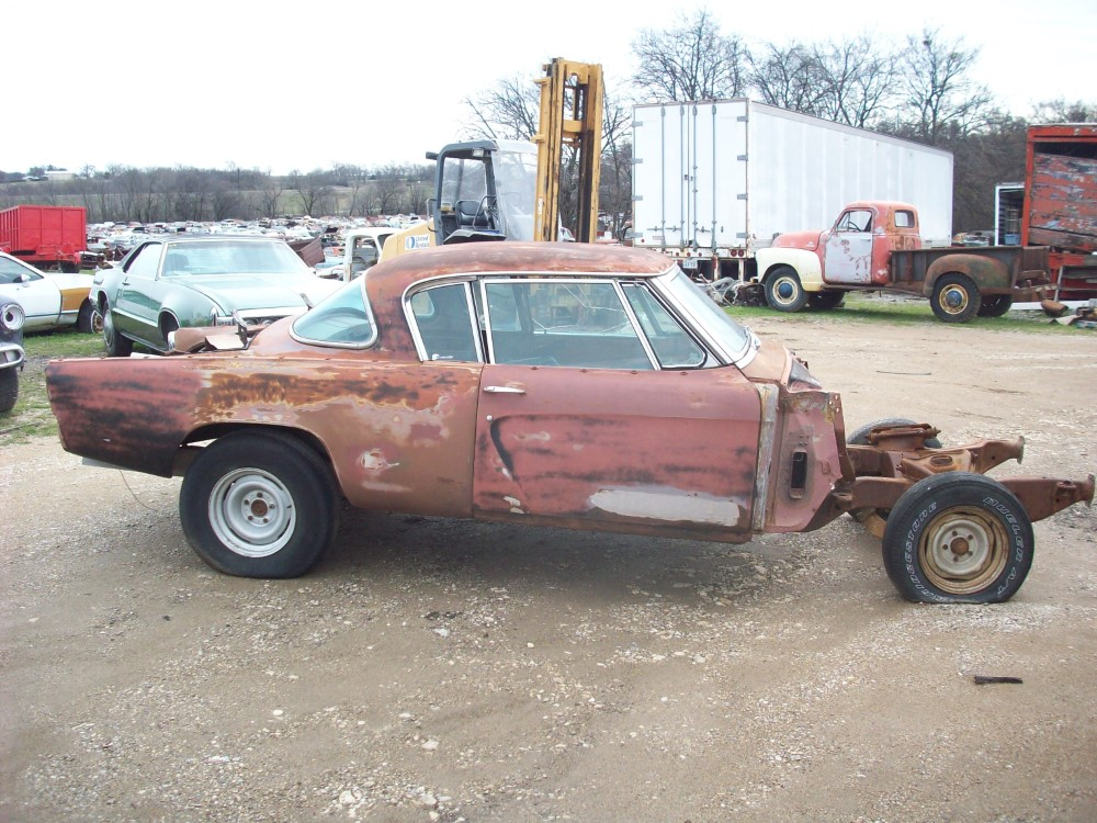 Parts For Cars >> 1953 Studebaker Champion Parts Car 3