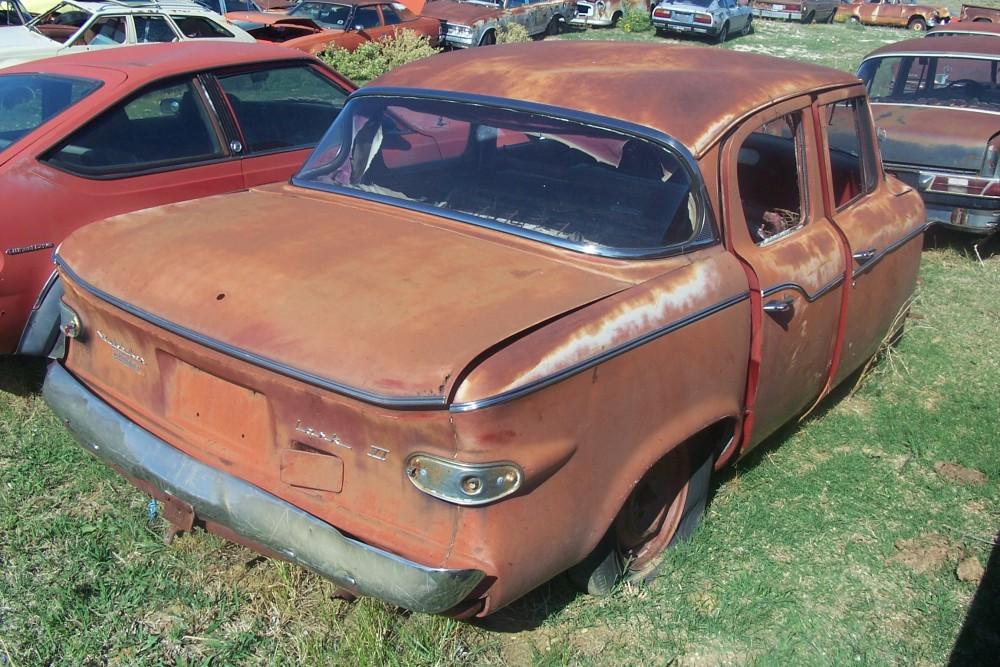 Ctc Auto Ranch Parts Cars Studebaker | Autos Post - photo#23