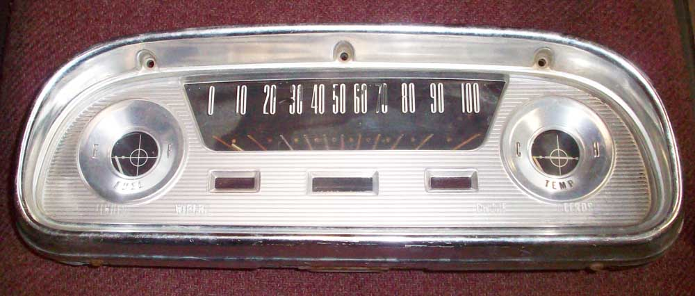 CTC Auto Ranch Ford Gauges