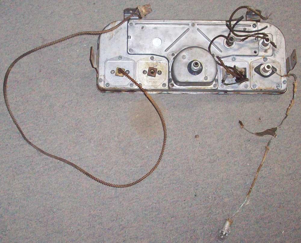 Ctc Auto Ranch Gm Gauges Amp Gauge Wiring Diagram 70 Chevelle Picture 5 1940 Chevrolet Cluster