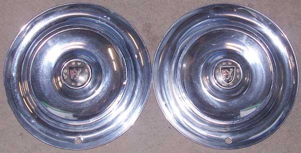 Chrysler Newyorker Hubcaps