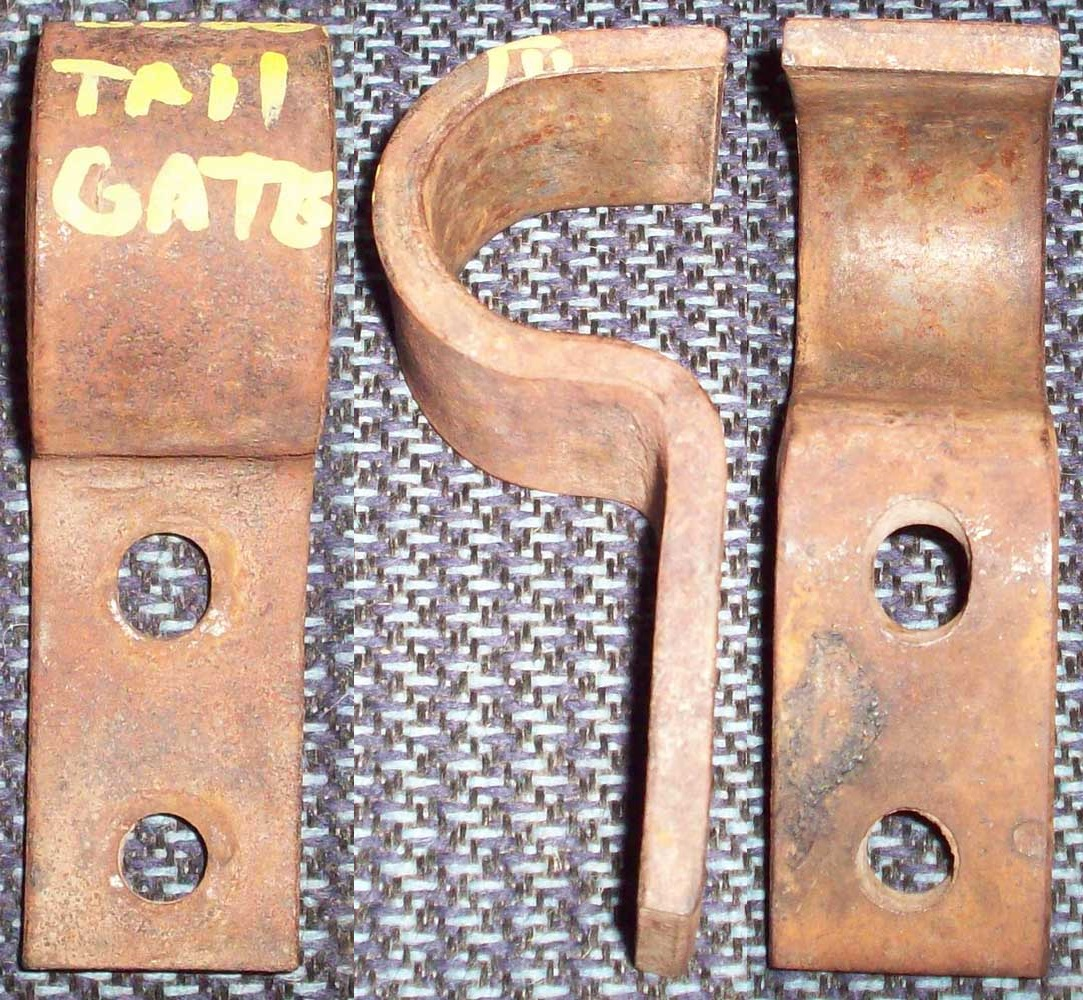 Ctc Auto Ranch Misc Used Parts 1950 Dodge Truck Wiring Harness Tail Gate Center Support